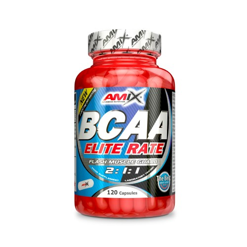 AMIX- BCAA ELITE RATE 120 CAPS