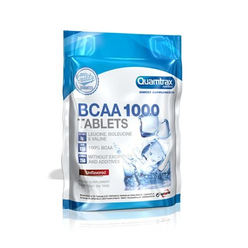 QTX DIRECT- BCAA 1000 500 TABL