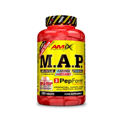 AMIX- M.A.P MUSCLE AMINO POWER 150 TABL