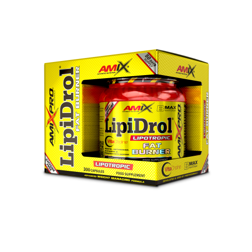 AMIX- LIPIDROL FAT BURNER 120 CAPS