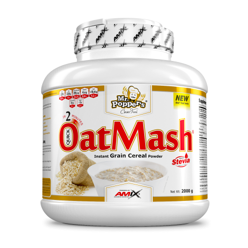 AMIX- OATMASH-AVENA 2 KG ( CHOCOLATE )