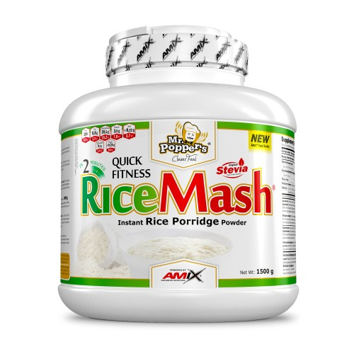 AMIX- RICEMASH 1500 GR (CHOCOLATE BLANCO)