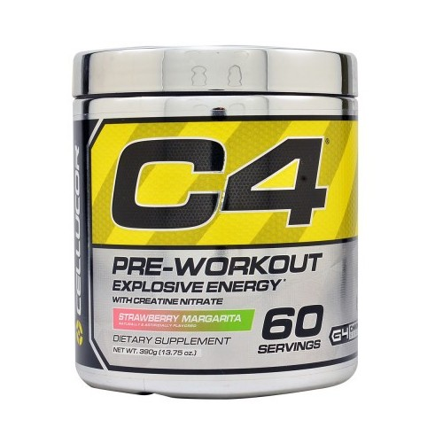 CELL- PRE WORK OUT C4 60 SERV ( NARANJA)