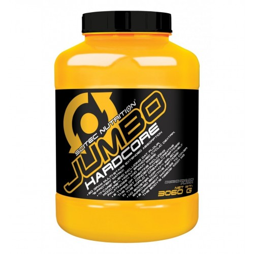 SCITEC- JUMBO HARDCORE 3.060 GR ( CHOCOLATE BLANCO)