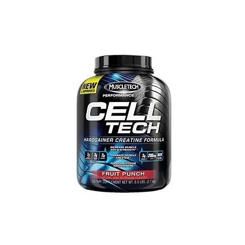 MUS- CELL TECH 3 LBS ( FRUIT PUNCH)