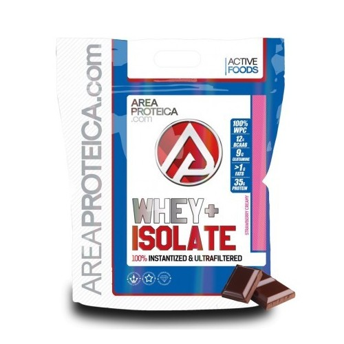 AREA PROTEICA- WHEY ISOLATE 2 KG ( CHOCOLATE)