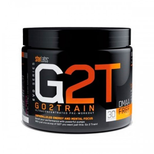 STR- G2T GO2 TRAIN XT 30 SERVICIOS ( CHERRY COKE)