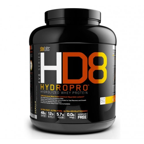 STR - HD8 4 LBS ( CHOCOLATE )