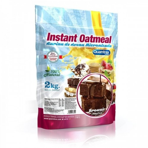 QTX- OATS MEAL 2 KG ( BROWNI)