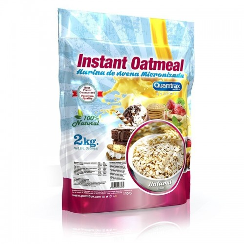 QTX- OATS MEAL 2 KG ( NATURAL)