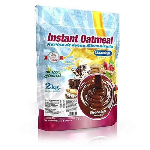 QTX- OATS MEAL 2 KG ( CHOCOLATE)
