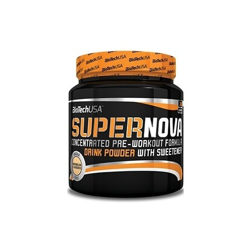 PRE- WORKOUT SUPERNOVA 282 GR SABOR MELÓN