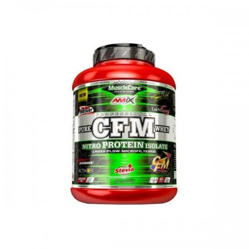 CFM NITRO WHEY WITH ACTINOS 1 KG SABOR CHOCOLATE