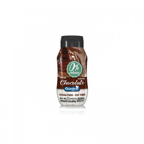 SYRUP CHOCOLATE 330 ML